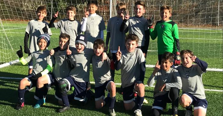 Fall 2018 Academy United-5/6th Grade