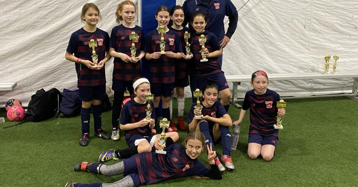 4th Grade Girls-Forekicks